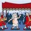 """Nesta Republica sem Rei nem Roque a """"Madame Ignorância"""" passeia-se  em """"topless"""" mostrando a todos a sua repugnante figura!"""