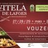 Foi adiado o Festival Gastronómico da Vitela de Lafões em Vouzela