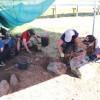 Escavações Arqueológicas na Anta da Lapa da Meruje em curso