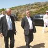 Presidente da República visitou S. Pedro do Sul e a área ardida