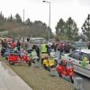 Castro Daire promove desfile de Carros Antigos, Clássicos e Vespas