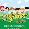 Município de Vouzela promove 16ª edição do programa Férias Desportivas e Culturais