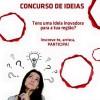 Concurso municipal de ideias