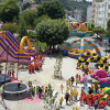 Alegria e diversão assinalam o Dia Mundial da Criança