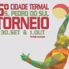 5.º Torneio Cidade Termal em São Pedro do Sul (30 de setembro e 1 de outubro)