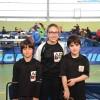 Tenistas da ADDA em Torneio Nacional