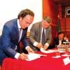 Município de Vouzela assinou protocolo para reabilitação fluvial das áreas ardidas