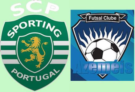 Sporting Club Portugal (Futsal) / Futsal Azeméis @ Pavilhão Municipal | São Pedro do Sul | Distrito de Viseu | Portugal